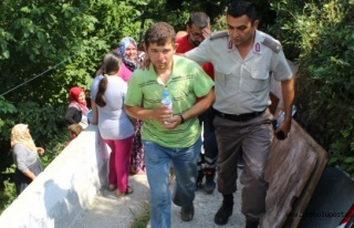 Yakaboyu Köyü'nde Kaybolan Genç Bulundu