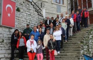 Zeotekni 86 Mezunları İnebolu'da Buluştu