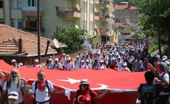 Atatürk ve İstiklal Yolu Yürüyüşü ertelendi