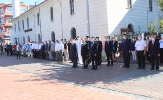 Atatürk'ün İnebolu'ya gelişi sade törenle kutlandı