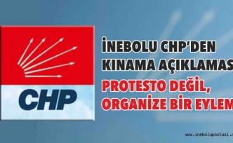 İNEBOLU CHP'DEN KINAMA AÇIKLAMASI