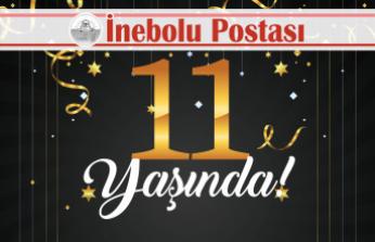 GAZETEMİZ 11 YAŞINDA