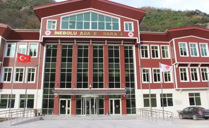 """İnebolu Cumhuriyet Başsavcılığı """"Korona"""" önlemi ile davaları erteledi"""