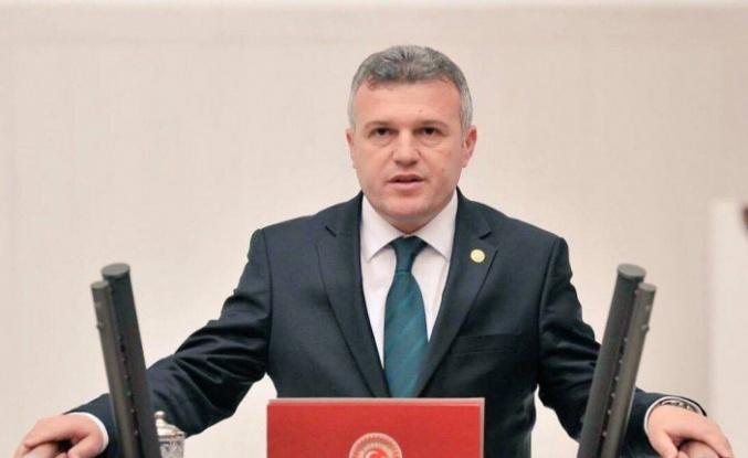 Milletvekili Metin Çelik'ten mecliste 9 Haziran kutlaması