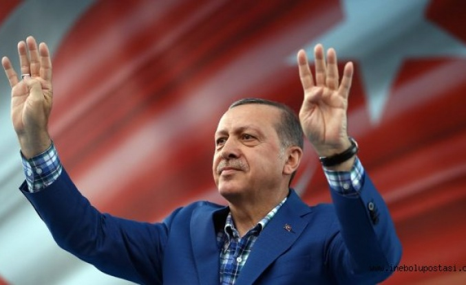 Cumhurbaşkanı Erdoğan Kastamonu'ya geliyor