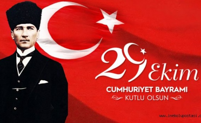 Cumhuriyetimizin 95.Yıldönümü törenlerle kutlanacak