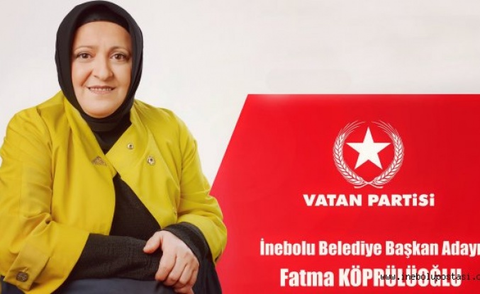 Vatan Partisi'nden Bayan Başkan Adayı