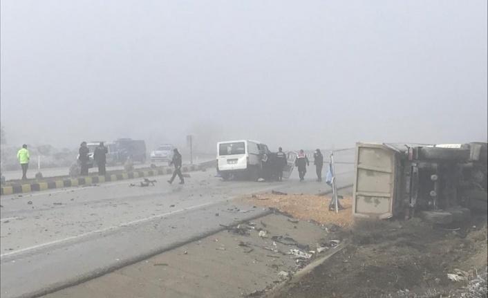 Devrekani'deki Kazanın Ateşi İnebolu'ya Düştü