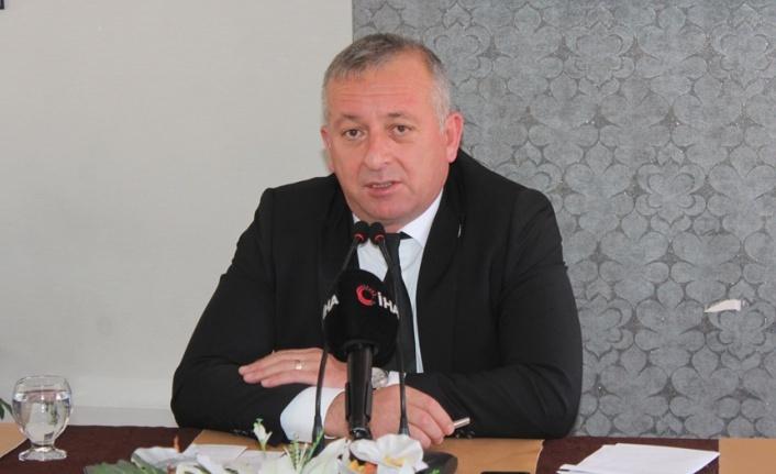 MHP İl Başkanı Yüksel Aydın istifa etti