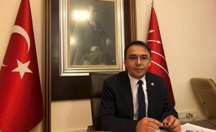 Milletvekili Baltacı'dan TBMM'de İnebolu Belediyesi açıklaması