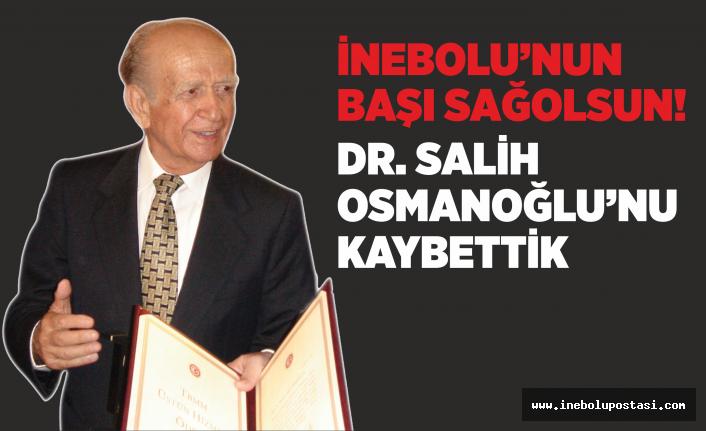 Dr. Salih Osmanoğlu vefat etti