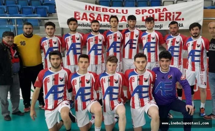 İneboluspor Hentbol Takımı 2. Lig İçin Yola Çıkıyor