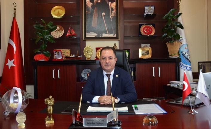 Belediye Başkanı Özay, Canlı Yayın ile açıklamalarda bulundu