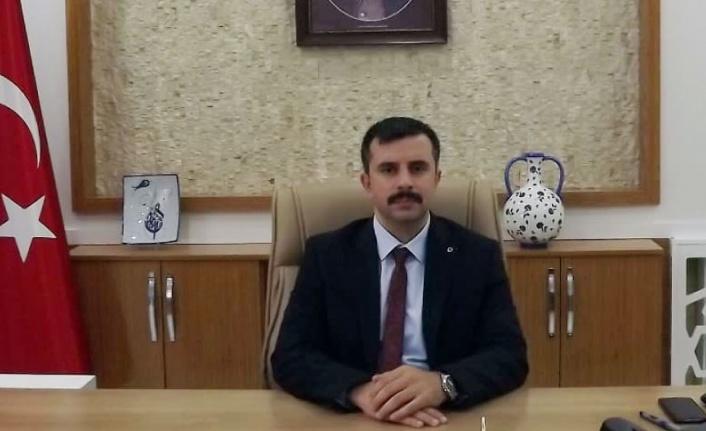 İnebolulu Kaymakam Tanju Çanakçıoğlu Konya'ya atandı