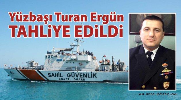 FETÖ/PDY Davasında Tutuklu Bulunan Bot Komutanı Tahliye Edildi