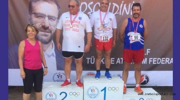 Haluk Kaya Türkiye Birincisi