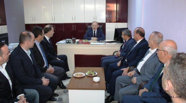 'İnebolu Kastamonu Yolu Türkiye'nin Daha Güçlü Olmasını Sağlayacak'
