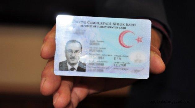 İnebolu Nüfus Müdürlüğü'nden kimlik kartı duyurusu