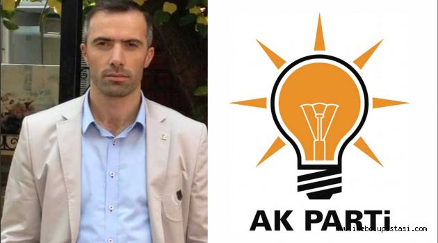 Kamil Karamehmetoğlu AK Parti İlçe Başkanlığı'na aday oldu