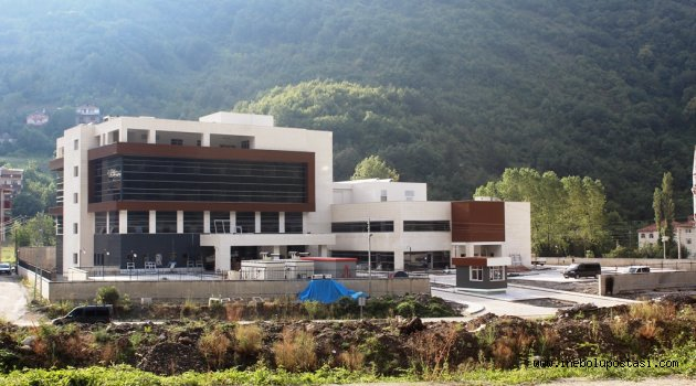 Yeni Hastane İçin 1 Milyon 750 Bin Ödenek Geldi