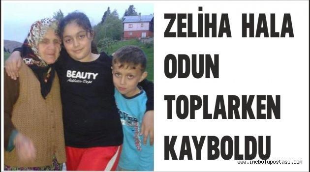Zeliha Kara Kayboldu