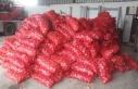 Ücretsiz 15 ton soğan dağıtıldı
