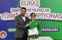 Tülay Kibar'ın büyük başarısı