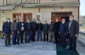Ahmet Hamdi Camiinin arsası Diyanet Vakfı'na devredildi