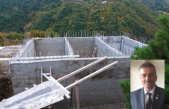 Yamaç Köyü'ne 150 tonluk su deposu