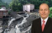 Meclis Üyesi Mete Yeni sel felaketine dikkat çekti