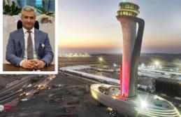 Aktaş, İstanbul Havalimanı'na Gümrük Müdürü...
