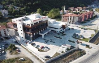 Hastaneye 1 Milyon 278 Bin Liralık Cerrahi Alım