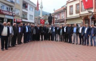 Biz Bize Yeteriz Türkiyem Kampanyası'na İnebolu...