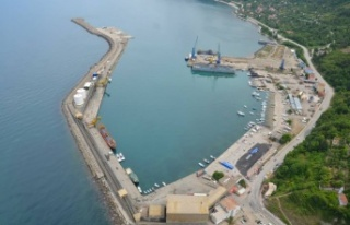 İnebolu Limanı hububat ürünlerin ithalatına açıldı