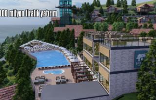 Abana'ya Türkiye'nin en büyük ekoturizm...