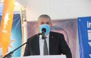 AK Parti İl Başkanı Ünlü, Uzuner dönemini eleştirdi