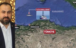 'Bulunan doğalgaz İnebolu Limanı ve tarihi...