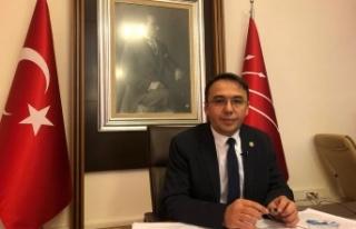Milletvekili Baltacı'dan TBMM'de İnebolu...
