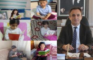 """""""Yiğit İnebolu Okuyor"""" projesi başlatıldı"""