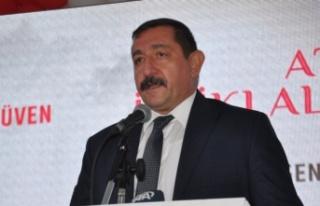 Başkan Vidinlioğlu, Bakan Kasapoğlu'ndan tren...