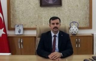 İnebolulu Kaymakam Tanju Çanakçıoğlu Konya'ya...