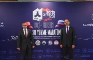 Kulaçlar sağlık çalışanları için Karadeniz'de...