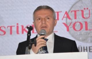 "Milletvekili Çelik: ""İstiklal mücadelemizi güvenle..."