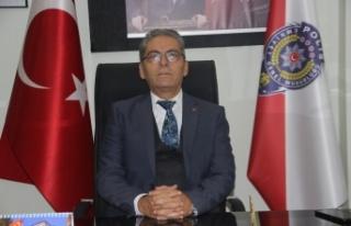 İnebolu'nun Yeni Emniyet Müdürü Ali Güneş...