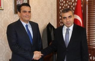 Erdin Aydemir, Emniyet Genel Müdürlüğü'ne...