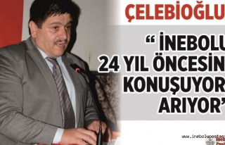 'İNEBOLU 24 YIL ÖNCESİNİ KONUŞUYOR, ARIYOR'