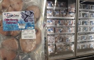 İnebolu'dan Rasim Özlüce Balığı Carrefour Marketlerinde...