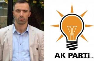Kamil Karamehmetoğlu AK Parti İlçe Başkanlığı'na...