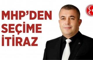 MHP'li Ateş'ten İGM seçimlerine itiraz