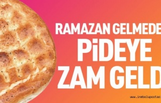 Ramazan Pidesine Zam Uygulandı